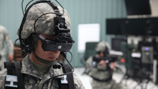 VIRTUAL REALITY FOR STRESS MANAGEMENT TRAINING