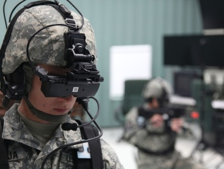 VIRTUAL REALITY FOR STRESS MANAGEMENTTRAINING