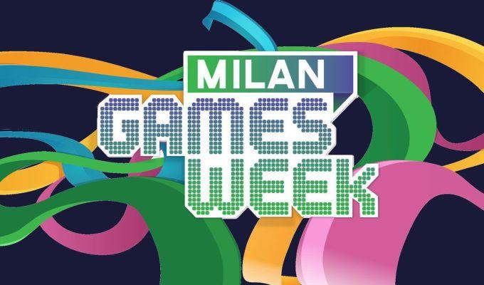 VIRTUAL VIDEO GAMES ALLA MILAN GAMES WEEK2017