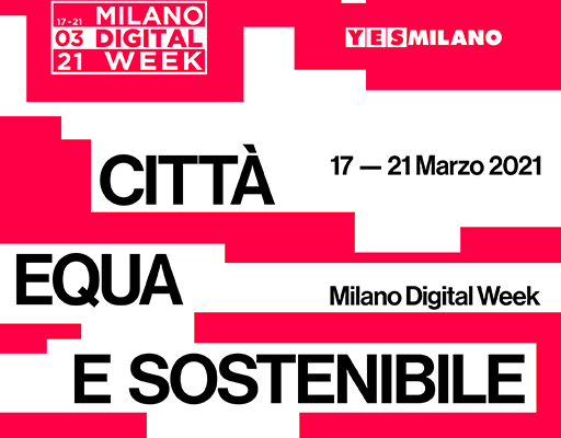 MILANO DIGITAL WEEK 2021